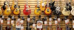 magasins de musique Nantes